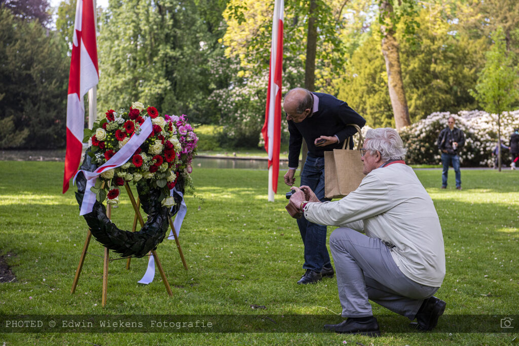 PHOTED by Edwin Wiekens - dodenherdenking 5 mei 2020